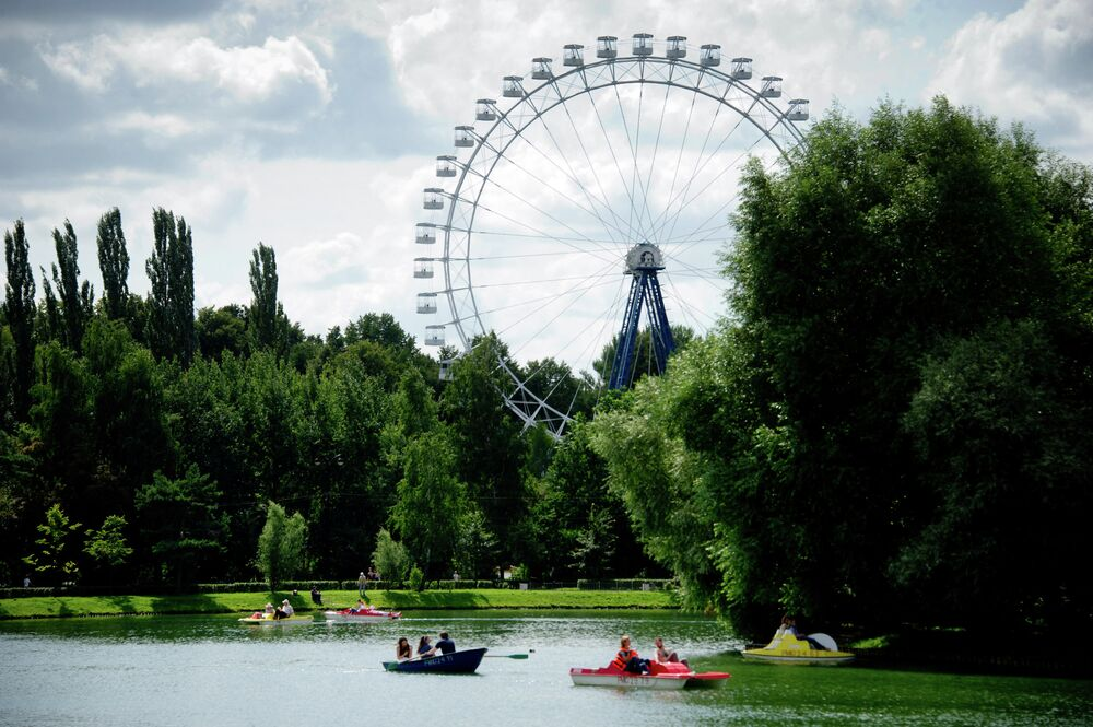 İzmailovskiy parkı
