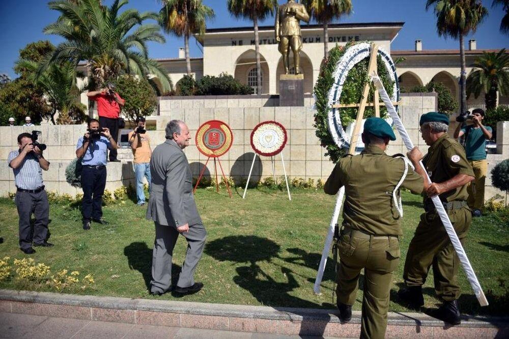 Kıbrıs Barış Harekatı'nın 41. yıl dönümü