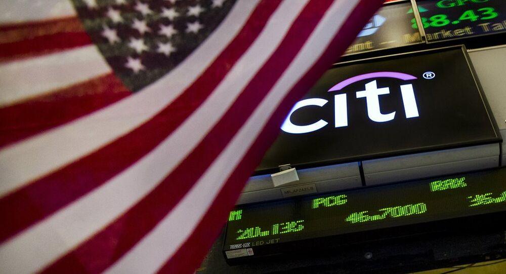 ABD banka - Citigroup