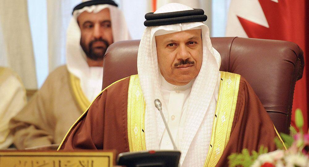 Körfez İşbirliği Konseyi (KİK) Genel Sekreteri Abdullatif bin Raşid ez-Zeyani