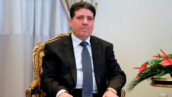 Suriye Başbakanı Vail Nadir el-Halki - Sputnik Türkiye