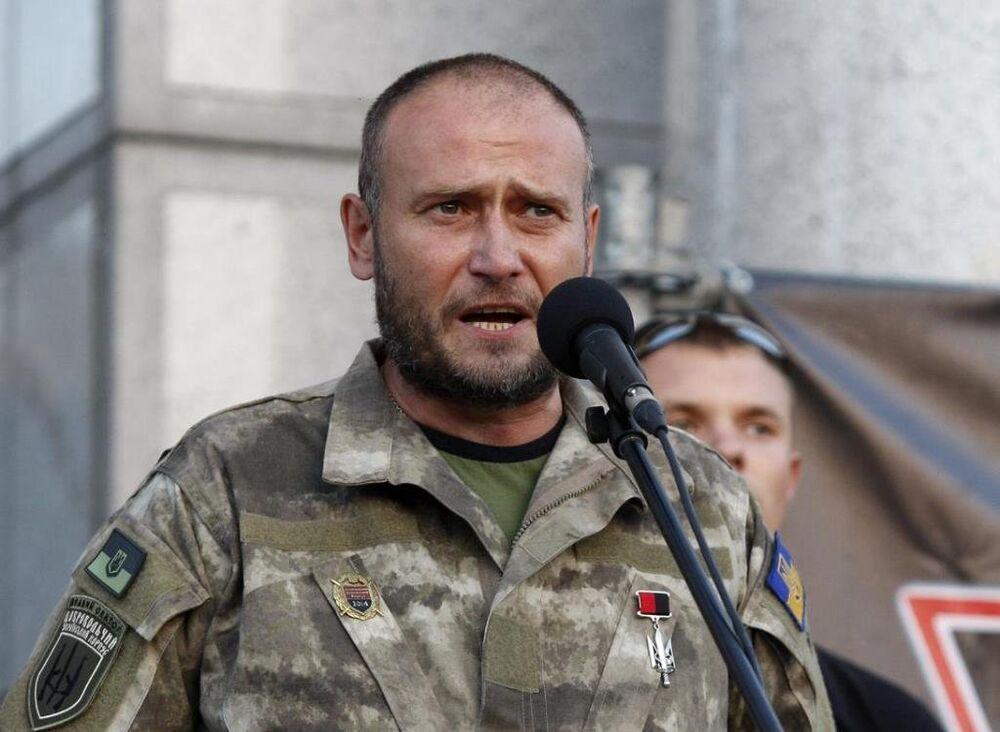 Ukrayna - Sağ Sektör - Dmitriy Yaroş