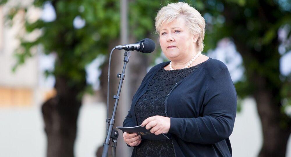 Norveç Başbakanı Erna Solberg