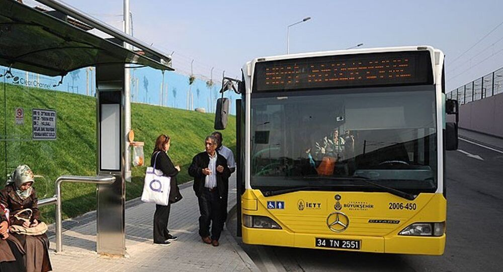 İETT otobüsü