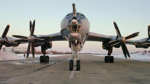 Tu-142 denizaltı avcısı uçak - Sputnik Türkiye