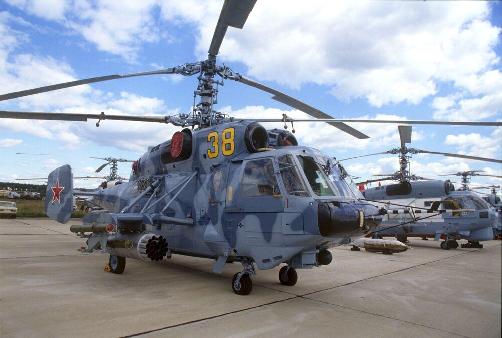 Ka-29 gemi nakliye ve savaş helikopteri