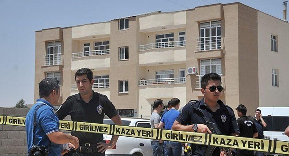 Ceylanpınar'da 2 polis şehit oldu
