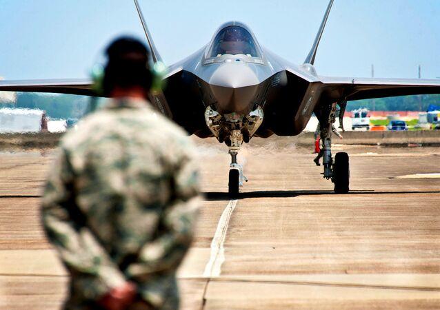 F-35 jeti