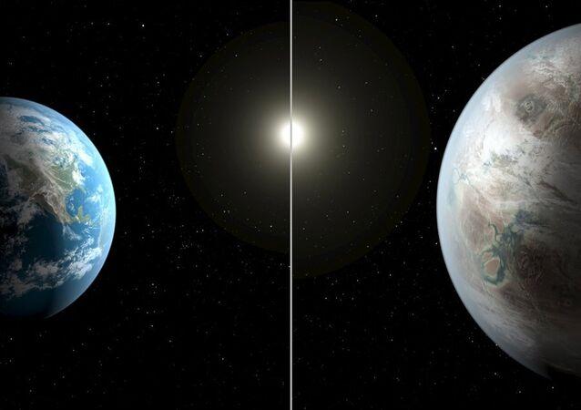 Dünya'ya benzeyen gezegen tespit edildi