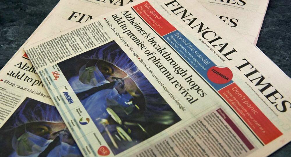 Financial Times gazetesi