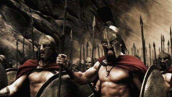 300 Spartalı filmi - Sputnik Türkiye