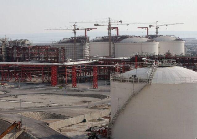 İran doğalgaz