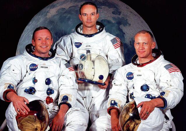 46 yıl önce Ay'da böyle yürüdüler