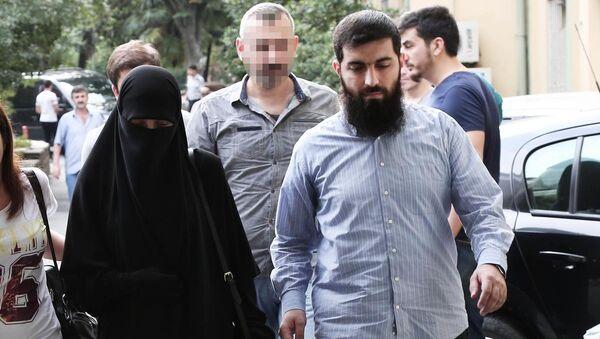 'Ebu Hanzala' kod adıyla bilinen Halis Bayancuk - Sputnik Türkiye