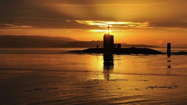 İsveç sularında gizemli bir denizaltı bulundu - Sputnik Türkiye