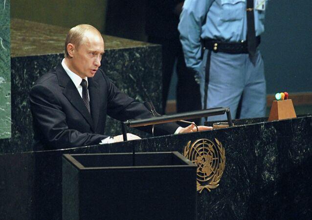 Vladimir Putin - BM
