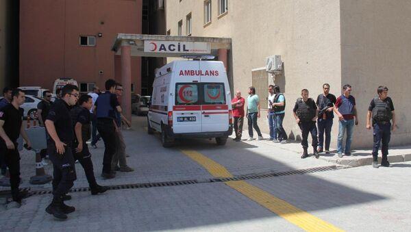 Şemdinli'deki askere silahlı saldırı - Sputnik Türkiye