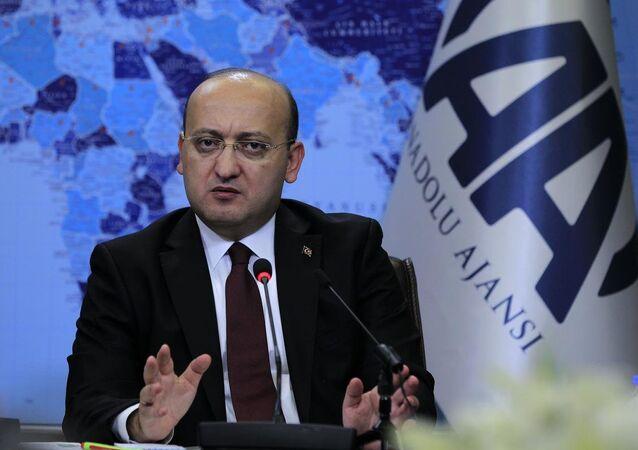 Başbakan Yardımcısı Yalçın Akdoğan