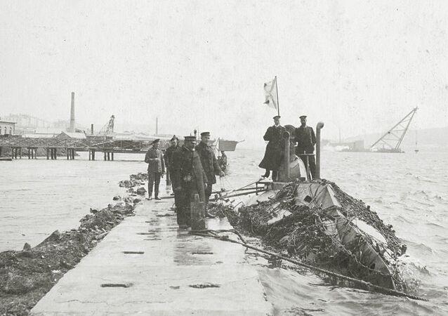 Rus denizaltı