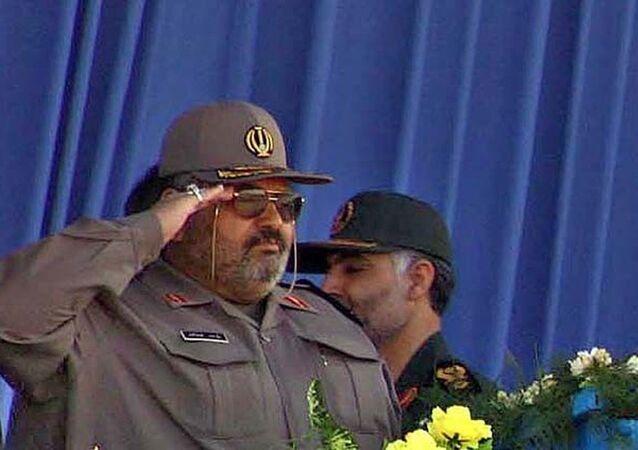 İran Genelkurmay Başkanı Hasan Firuzabadi