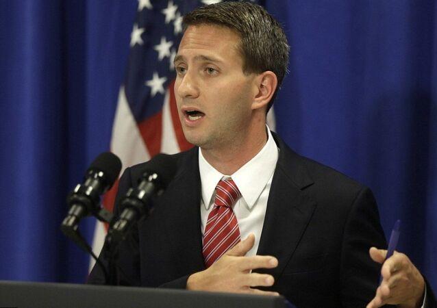 Beyaz Saray Sözcü Yardımcısı Eric Schultz