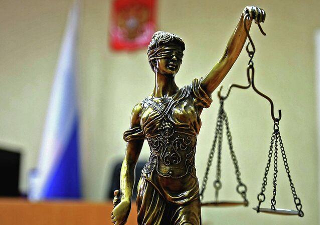Rusya'da bir mahkeme