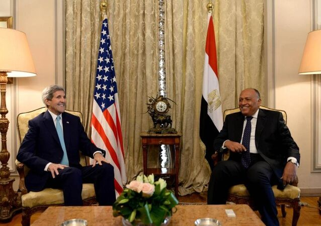 John Kerry - Samih Şükri