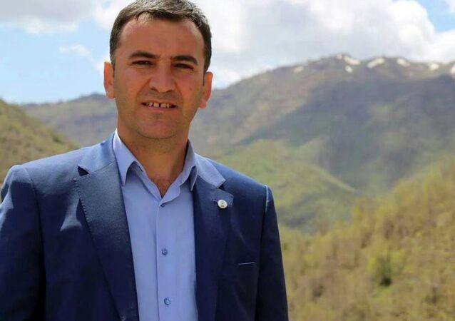 HDP Şırnak milletvekilli Ferhat Encü