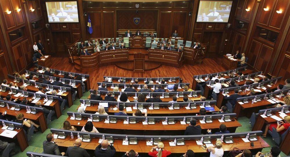 Kosova parlametosu