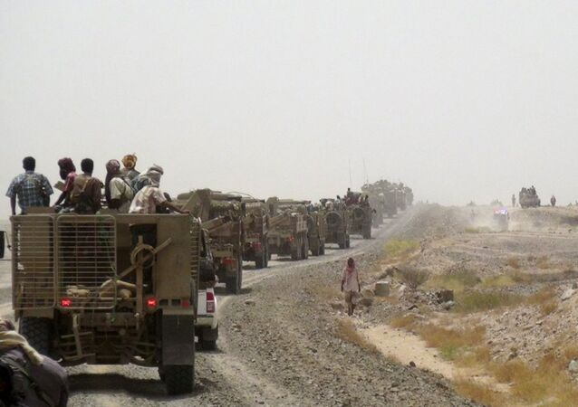 Yemen tank