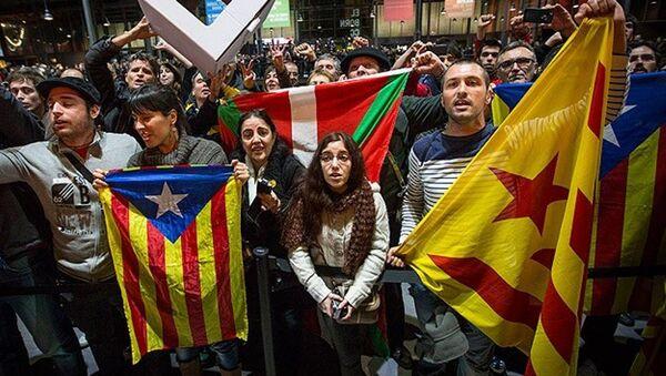 Katalonya Özerk Bölgesi - Sputnik Türkiye