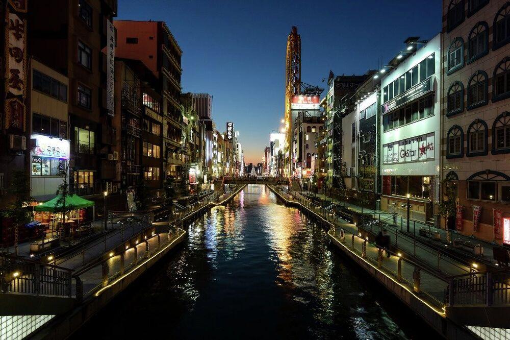 Japonya'nın Tokyo'dan sonraki en büyük şehri Osaka, 3. sırada yer aldı.