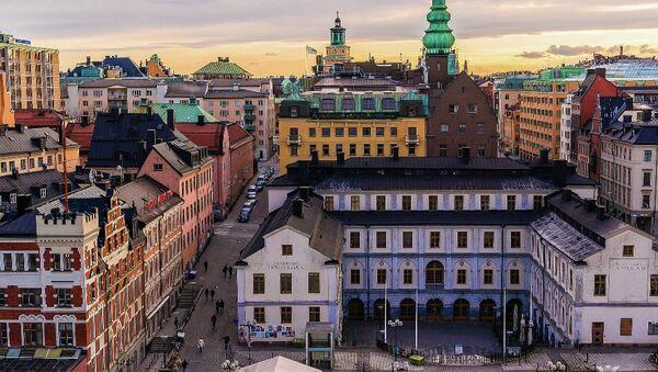 En güvenli şehirler  - Stockholm - Sputnik Türkiye