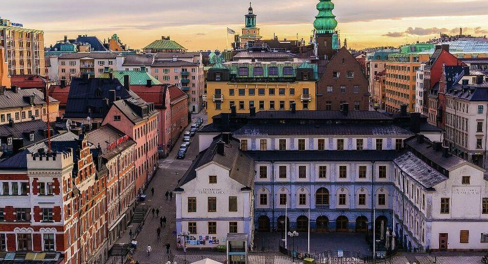 En güvenli şehirler  - Stockholm