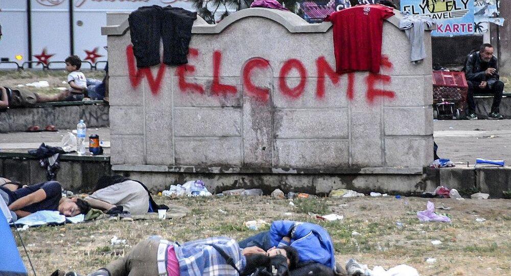Balkanlar'ın büyüyen sorunu: Kaçak göçmenler