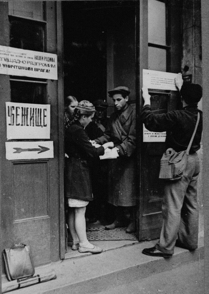 Sovyetler zamanı Moskova