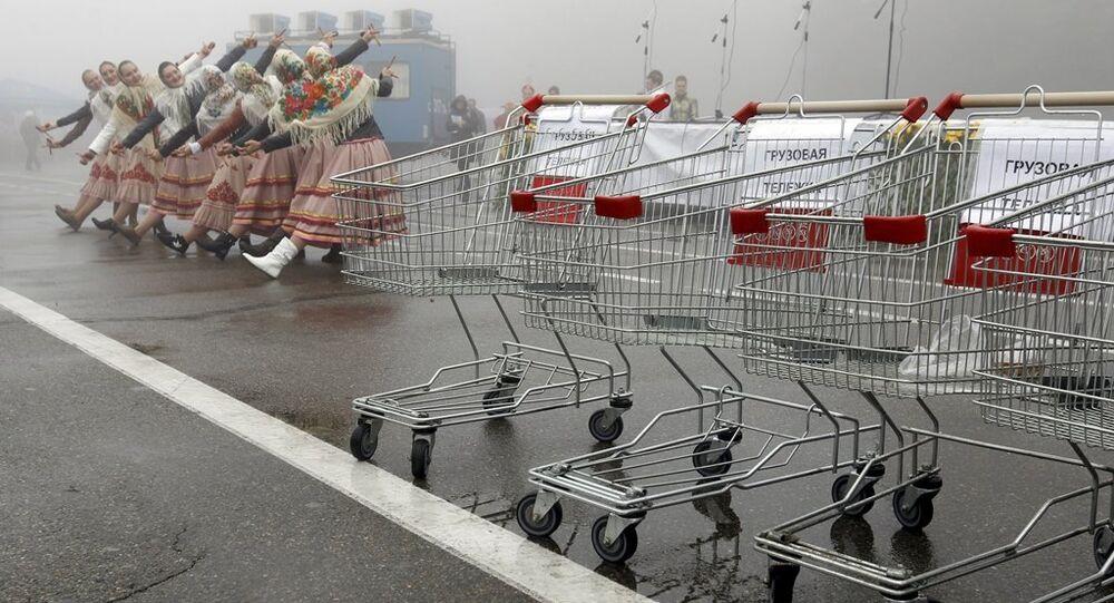 Rusya gıda ambargosu