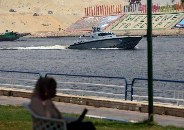 'Yeni Süveyş Kanalı' açıldı