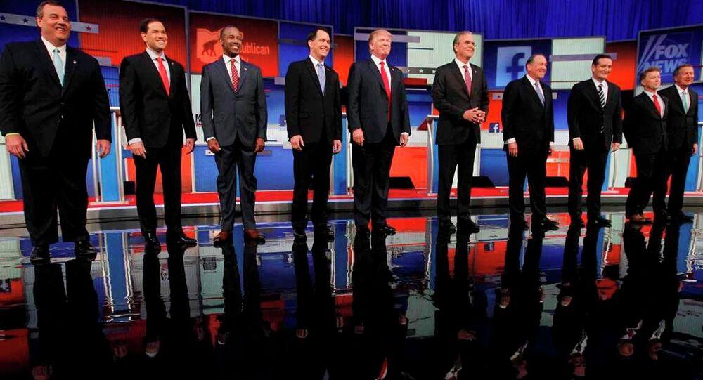 ABD başkanlık seçimi kampanyası