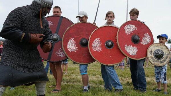 Viking festivali - Sputnik Türkiye