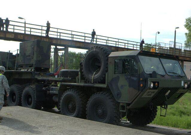 ABD Polonya'da yeni bir askeri üs inşa edecek
