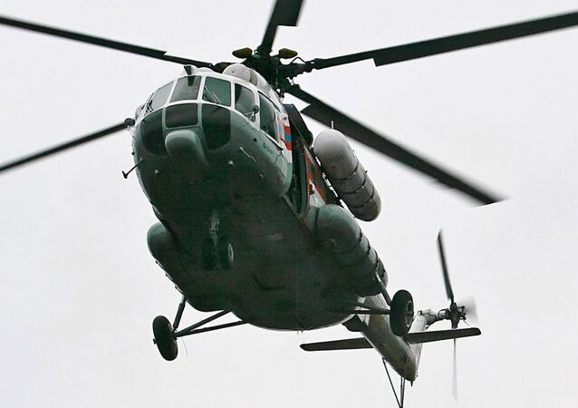 Tuva Cumhuriyeti'nde kaybolan helikopter