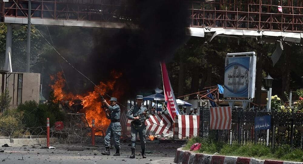 Hamid Karzai Havaalanı saldırı
