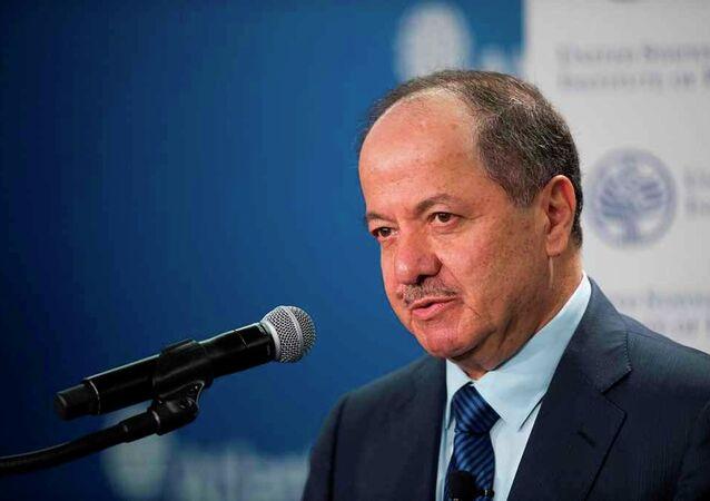 IKBY Başkanı Mesut Barzani