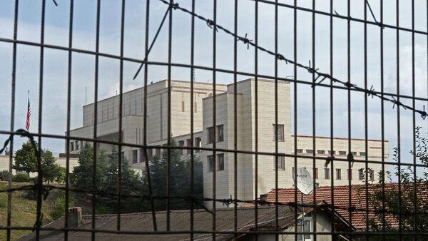 ABD Başkonsolosluğu - Sputnik Türkiye