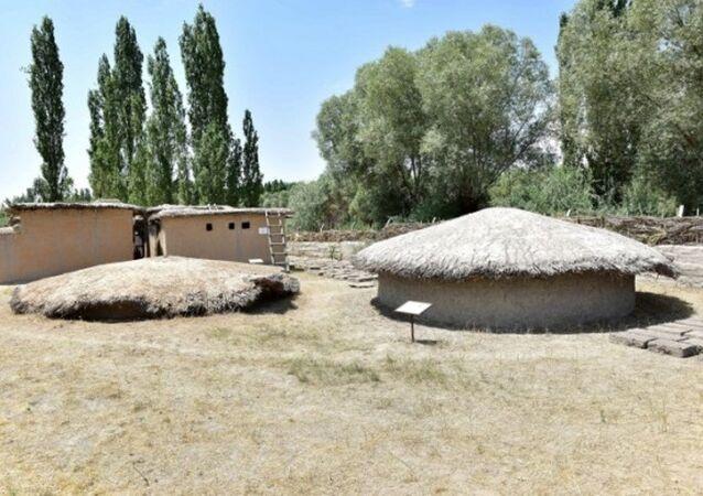 Kapadokya'nın tarihi bu köyde başladı