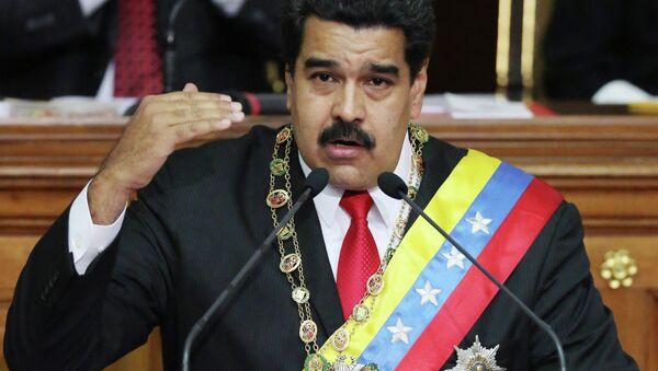 Nicolas Maduro - Sputnik Türkiye