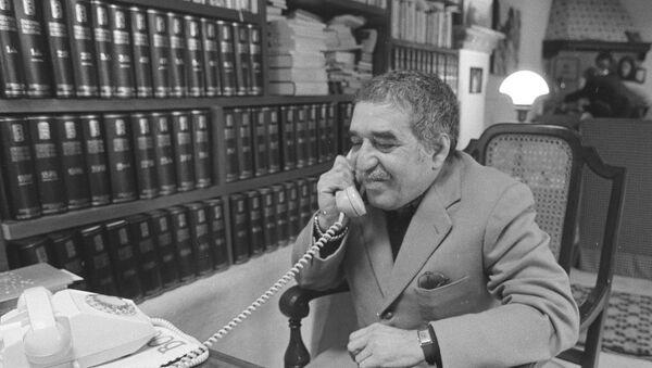 Gabriel Garcia Marquez - Sputnik Türkiye