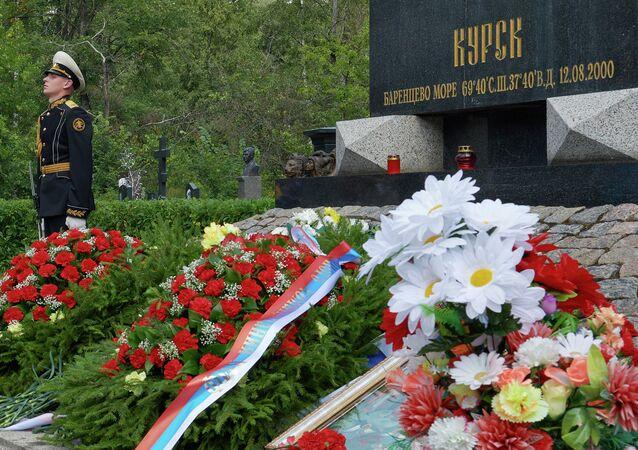 Kursk denizaltısında yaşanan patlamanın 15. yıl dönümü