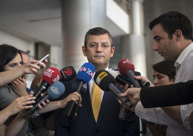 CHP Grup Başkan Vekili Özgür Özen
